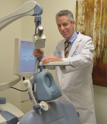 Dr. Robert J. Friedman - TMS