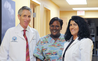 Headache and Pain Center Staff